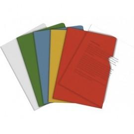 5* Dossier Caja 100 ud A4 Pvc Con uñero Transparente 150 micras 104295