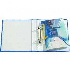 DURABLE Tiras multitaladro Filefix Bolsa 50 ud A4 Transparente 495468