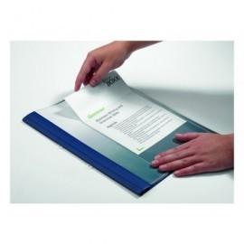 DURABLE Bolsillo adhesivo  Pocketfix  Paq.25ud 210x297 Adhesivo Apert. superior Transparente 495353
