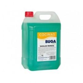 BUNZL Lavavajillas Buga 5 L Liquido 15158