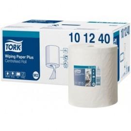 Tork Papel de Secado Extra Alimentación Central 2 capas, pack 6, 160 mts /rollo.
