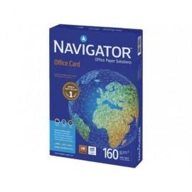NAVIGATOR Office Card. Papel impresión láser Color 250h 160 g. A4 0010CE