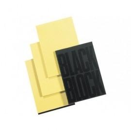 EXACOMPTA Bloc notas 70h A4 cuadrícula 5x5 Amarillo 5700E