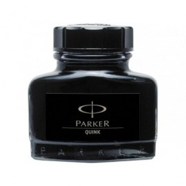 PARKER Tintero  Quink  57 ml azul negro S0037490