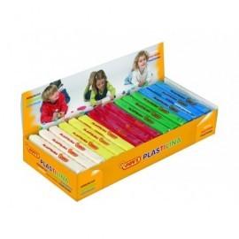 JOVI Pasta moldeadora Plastilina 15 Ud Pastillas 150g. Colores Basicos 71B