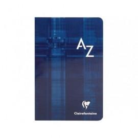CLAIREFONTAINE Indice Abecedario AZ 48 H 110x170 90 Gr 63609C