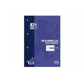 OXFORD Recambio de papel 100h A4 100430211