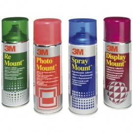 3M Adhesivo Spray Mount Spray 400 ml Maquetación y composición  YP208060548