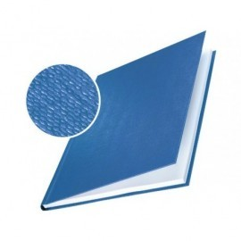LEITZ Tapas rígidas ImpressBind Caja 10 ud Azul A4 Lomo 17,5 mm 141-175 73940035