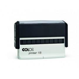 COLOP Sello Personalizado Printer 15 10 x 69 mm SGPR.15.AA