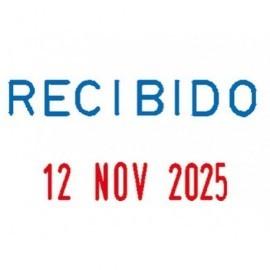 COLOP Sello S160/L2 FECHA + RECIBIDO S100.S160.L2