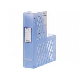 ARCHIVO 2000 Revistero 2005T Poliestireno 235x75x315 mm A4 y Folio Azul translucido 2005AZTL