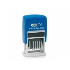 COLOP Sello S126 4MM S100.S126.1