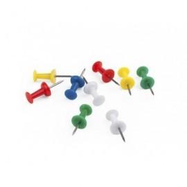 5* Agujas de señalización Caja 20 U Colores surtidos