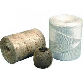 Bobina de cuerda sisal 94m.150gr.+/- 8% FSM151