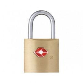 Candado + llave latón 8046737