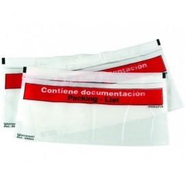 Sobres docufix Caja 500 ud 310X230 T.I. 132022