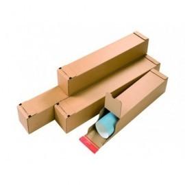 COLOMPAC Pack 10 cajas tubos envíos 860x108X108 A0 cartón CP07206
