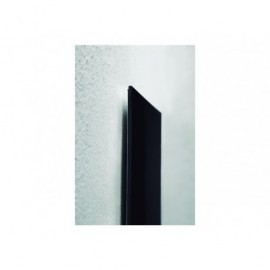 SIGEL Tablero Vidrio 100X65 Negro GL140