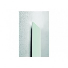 SIGEL Tablero Vidrio 100X65X1,5 Blanco GL141