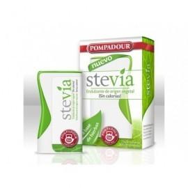 POMPADOUR Endulzante Stevia Dispensador 120 ud 70003