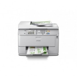 EPSON Impresora multifunción tinta WorkForce WF-5620DWF color/wifi/blanca C11CD08301