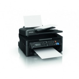 EPSON Impresora multifunción tinta WorkForce WF-2630WF color/wifi/negra C11CE36402