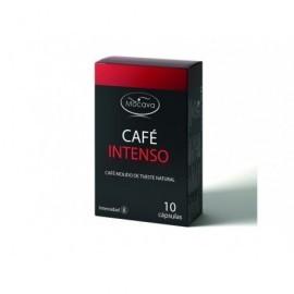 MOCAVA Café 10 ud Intenso Monodosis Modelo004
