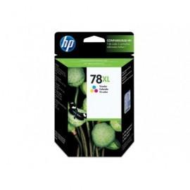 HP Cartuchos Inyeccion 78 Tricolor C6578A