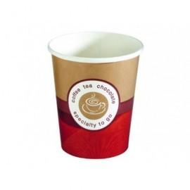 HUHTAMAKI pack de 50 vasos papel para café sp9 formato 20 cc ref.sp0009dei12