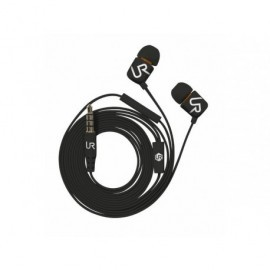 TRUST Auriculares Duga In-Ear con cable micrófono intraural negro 19878