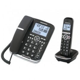 DAEWOO TELÉFONO COMBO DECT+HILOS DW0075