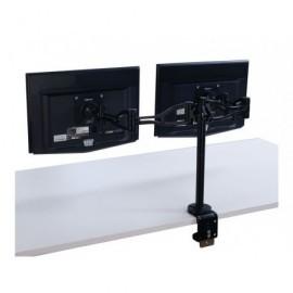 FELLOWES Brazo flexible para monitor Professional Series negro 8041601