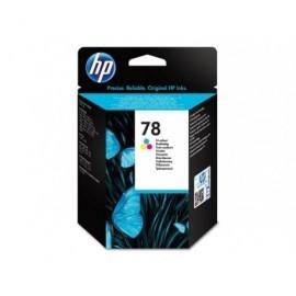 HP Cartuchos Inyeccion 78 Tricolor 450pg 19ml C6578D