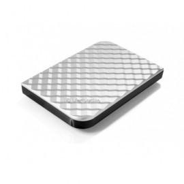 VERBATIM Disco duro portátil USB 3.0 Store 'n' Go GEN2 2TB 2,5'' plata 53198