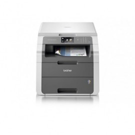 BROTHER Impresora Multifunción Laser LED Color DCP-9015CDW 2400 x 600 ppp/18ppm/Wifi  DCP9015CDW