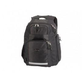 LIGHTPAK Mochila Safepack para portátil de 12'' negro 46053