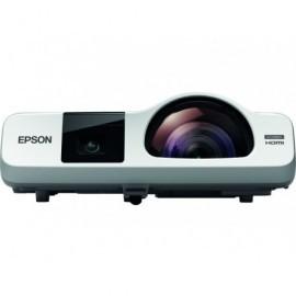 EPSON Proyector interactivo EB-536Wi 3LCD/WXGA 1280x800/3400 lúmenes/HDMI/VGA/USB/blanco V11H670040