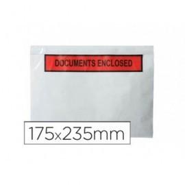 CAJA 250 SOBRE DOKUFIX T.I. 125X110 MM