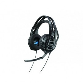 PLANTRONICS Auriculares Gaming PC RIG 500E biaural micrófono negro 203802-05
