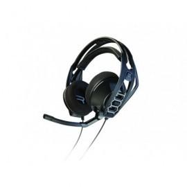 PLANTRONICS Auriculares Gaming PC RIG 500 Usb biaural micrófono negro 203801-05