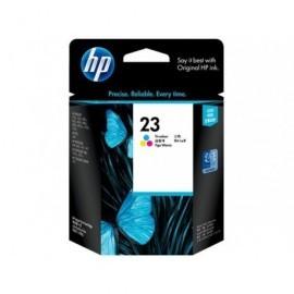 HP Cartuchos Inyeccion 23 Tricolor C1823D
