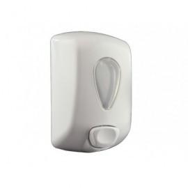 SIE Dosifi.jabón abs blanco,capacidad 900ml,sistem.antigoteo,visor de llenado,cierre por llaveDJB-13