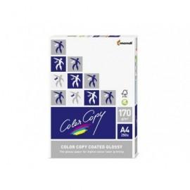 COLOR COPY Paquete 250 Hojas Color Copy  Coated Glossy 170 Gramos A4 180049558