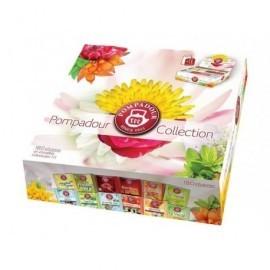 POMPADOUR Caja 180 bolsas infusión collection 40132