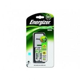 ENERGIZER Cargador Mini Charger + 2AA 2000 mAH Incluidas E300321000