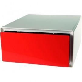PAPERFLOW Modulo Horizontal Easybox 1 Cajón Rojo EBGH.18