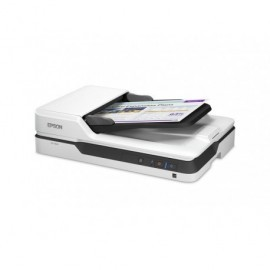 EPSON Escaner Workforce DS-1630 A4/1.200 x 1.200 ppp/Blanco B11B239401