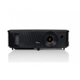 OPTOMA Proyector S340 DLP/SVGA 800x600/3300 lúmenes/HDMI/VGA/USB/Wi-Fi/3D/2W altavoces/negro S340