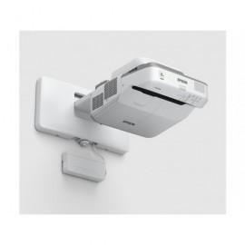 EPSON Proyector EB-695Wi 3LCD/WXGA 1280x800/3500 lúmenes/HDMI/VGA/USB/WiFi/blanco V11H740040